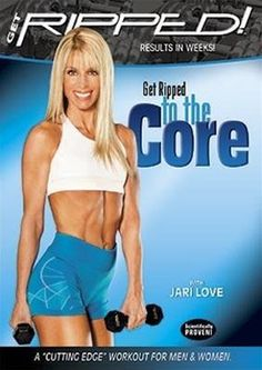 Jari Love: Get Ripped to the Core