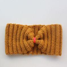 Hæklet pandebånd – DIY | Lutter Idyl