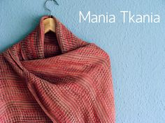 hand-woven linen scarf - atwater bronson