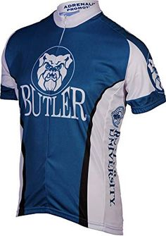 Adrenaline Promotions NCAA Men s Butler Bulldogs Cycling Jersey Review  Cycling Jerseys e2c7371f1