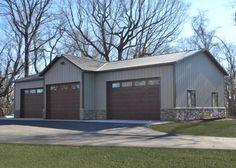 Pole Barn Cplors Cheap Pole Barn Kits Michigan Out