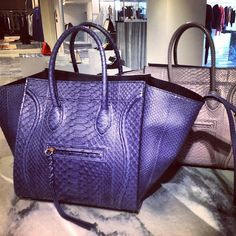 Python Celine Bag