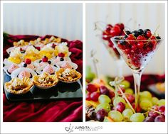 Aliona + Erikas vestuvės | Le Meridien | Vilnius | Jurgita Lukos Photography wedding food berries sweets Wedding Sweets, Yummy Food, Tasty, Eat Cake, Wedding Reception, How To Memorize Things, Food And Drink, Menu, Party Ideas