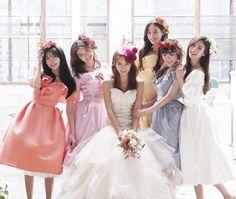 After School Im Jin Ah, Orange Caramel, Park Sooyoung, Pledis Entertainment, Bridesmaid Dresses, Wedding Dresses, After School, Korean Actors, Kpop Girls