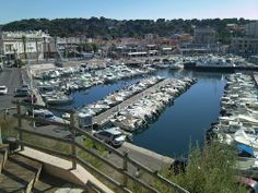 Port, Carry-le-Rouet, Bouches-du-Rhône