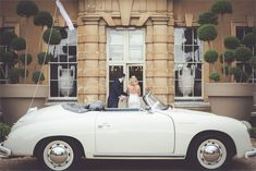 Planning your wedding day transport? We've answered the most common wedding car hire questions like how many to book, what style and who rides with who? Wedding Car Hire, Wedding Boxes, Plan Your Wedding, Wedding Venues, Wedding Photos, Wedding Planning, Wedding Bible, Wedding Background, Father Of The Bride