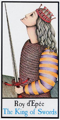 Free Daily Tarotscope — Dec 19, 2015 — King of Swords -- As the Mercury and Pluto come together today in Capricorn, you may find yourself needing to bring forth your problem solving skills. (more)...