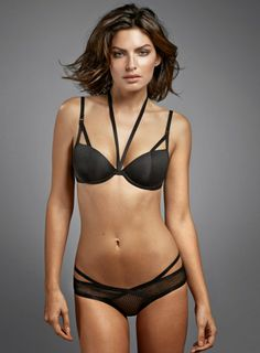 Gallery Bikinis | Alyssa Miller – Intimissimi Lingerie 2011 | Gallery Bikinis