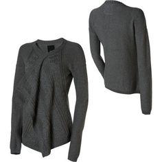 Volcom Late Night Sweater Wrap - Women`s