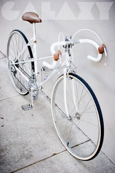 White Peugeot Mixte