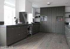 Handgemaakte keuken in Haarlems appartement | Kembra