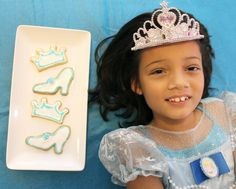 Princess cookies at the Cinderella party Cinderella Decorations, Cinderella Party, 2nd Birthday, Birthday Ideas, Birthday Parties, Princess Cookies, Party Time, Celebration, Party Ideas