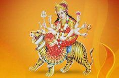 Navratri Navratri Dates and Calendar, About Navratri Puja Durga Picture, Maa Durga Photo, Maa Durga Image, Navratri Puja, Durga Ji, Durga Goddess, Maa Durga Hd Wallpaper, Happy Navratri Wishes
