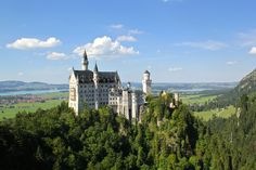 Step right into the magical world of a fairy tale with a visit to one of these 10 fairy tale castles in Germany.