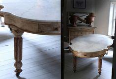 prod539 19c Lyonnaise bistro table - lantiques