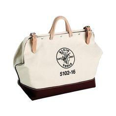 Klein 5102-16 Tool Bag http://www.bureauoftrade.com/product/5102-16-tool-bag-by-klein/ #BureauOfTrade