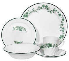Callaway+Ivy+Gravy+Boat+with+Under+Plate+Corelle+Stoneware+ ...