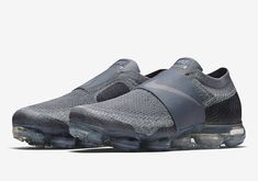 Official Images Of The Nike Air VaporMax Moc Cool Grey