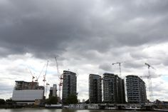 Record London New Home Prices 'Supercharged' by Mansions.