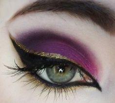 Violet & Gold