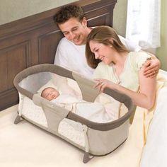 Infant Sleeper Baby Bassinets Newborn Bed Foldable Nursery Mattress Pad Sheet #SummerInfant