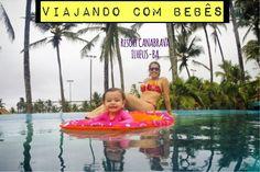 Resort no Nordeste para ir com crianças/bebes: CanaBrava | Mamãe Plugada