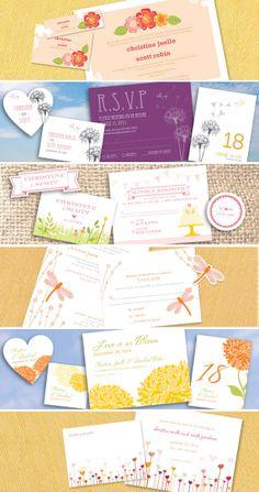 #spring #wedding #stationary #weddings
