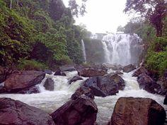 Curup Gangsa Waterfall
