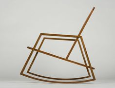 ... A Furniture And Housewares Company Based In Utah, Have Designed This  Wonderfully Minimalist Take On An Iconic Symbol That Is The Rocking Chair.