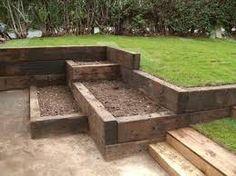 Resultado de imagen para garden sleeper design ideas