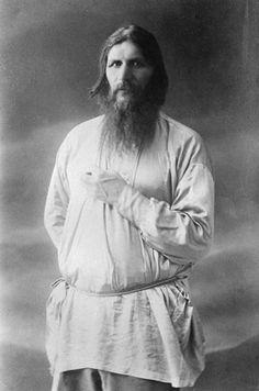 Grigory yefimovich rasputin (1872-1916), spiritual advisor to tsarina alexandra, assassinated in 1916 by members of the russian royal court.