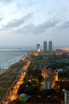 Colombo, Sri Lanka - need to go! My dad's hometown. Need to see and experience !