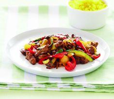 Krůtí játra se zeleninou, Foto: archiv Gurmet Kung Pao Chicken, Cabbage, Vegetables, Ethnic Recipes, Food, Essen, Cabbages, Vegetable Recipes, Meals