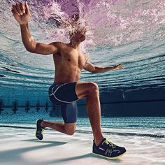 Beat the heat with this swimming workout that puts Aquasize to shame!