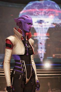 Asari Mass Effect