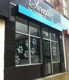 sweeps dog grooming shop county road walton | Yelp