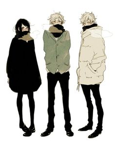 Naruto Gaiden: Boruto, Sarada, and Mitsuki