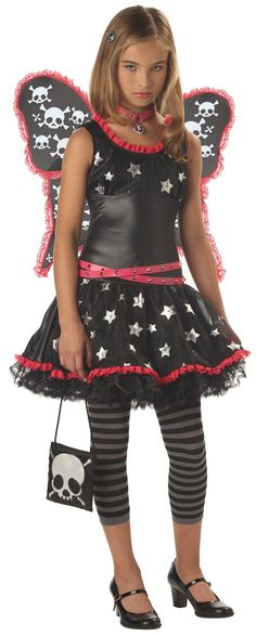 Tween Fairy Costume £29.75 : Direct 2 U Fancy Dress Superstore. Fancy Dress, Party Themes  Accessories For The Whole Family. http://direct2ufancydress.com/tween-fairy-costume-p-4635.html