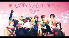 okay... i see 12 boys singing love shake and i think... THIS IS THE BEST BOY BAND EVER !!! >//////////<  [ MMD x APH ] Love Shake .:HAPPY VALENTINE'S DAY 2k16:.