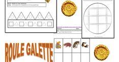 Changement de niveau cette année donc je refais mon dossier de Roule Galette pour des activités adaptés à des TPS PS...   Retour sur u... Album, Education, Queens, Onderwijs, Learning, Card Book