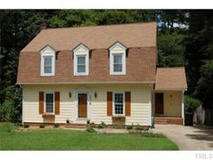 dutch colonial homes in triangle
