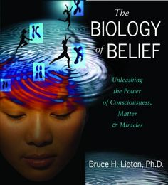 """""""Lipton's work is outstanding. Insightful - How the new science of Epigenetics is changing our understanding about mind, matter and our personal interaction with the world""""...Eugene F."""