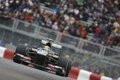 Esteban GP Canada 2013 #estebanrancing