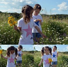 "Toda la familia combinada con camisetas iguales de la firma ""de charco en charco"". #blogmodainfantil #modainfantil Mother And Child, Lily Pulitzer, Couple Photos, Children, Dresses, Fashion, Kids Fashion Blog, Vestidos, Custom T Shirts"