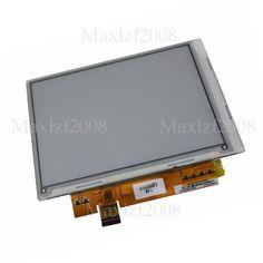 Original E-ink LCD Screen Display Sony PRS 505 600 500 ED060SC4 LB060S01-RD02