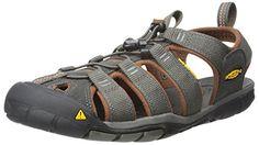 Keen Herren Sandale Clearwater CNX RAVEN/TORTOISE SHELL 46 - http://on-line-kaufen.de/keen/46-eu-keen-herren-clearwater-cnx-sandalen