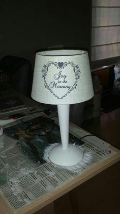Lampje restylen