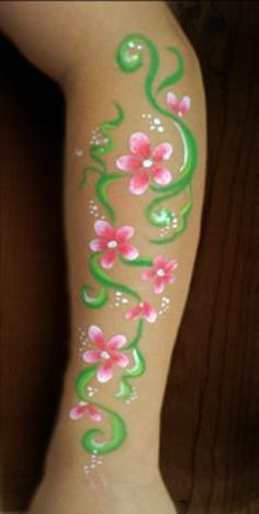 face painting ideas arm - Google Search