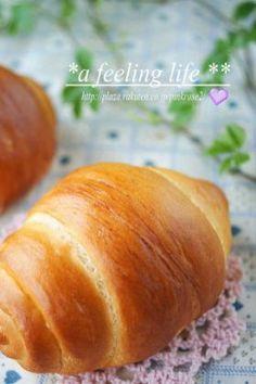 「HBで♪バターロール」菜未♪ | お菓子・パンのレシピや作り方【corecle*コレクル】