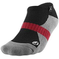 Jordan No Show Socks - 3 Pack - Men's  size xl eastbay.com $15.99